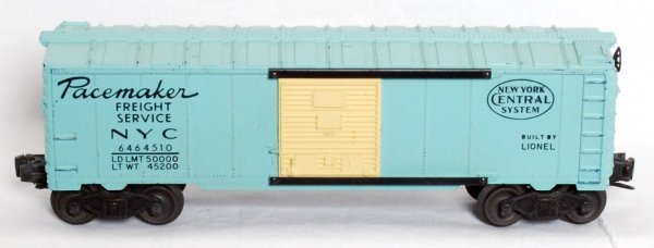 7: Lionel 6464-510 NYC Pacemaker GirlÕs Train - 2