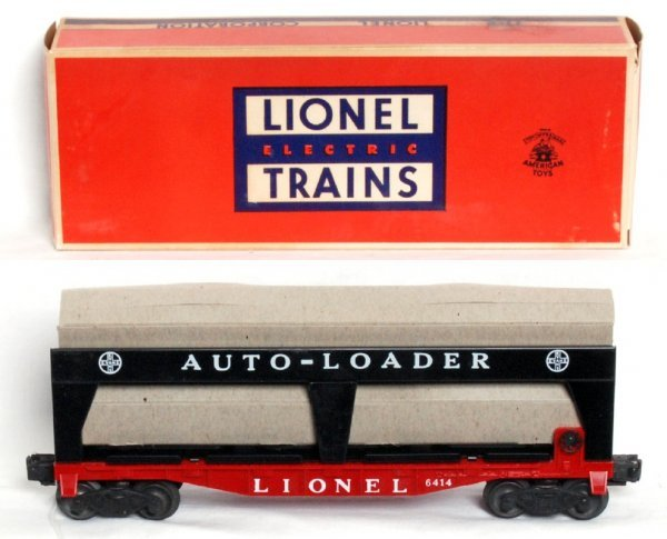 16: Mint Lionel 6414 autoloader in OB