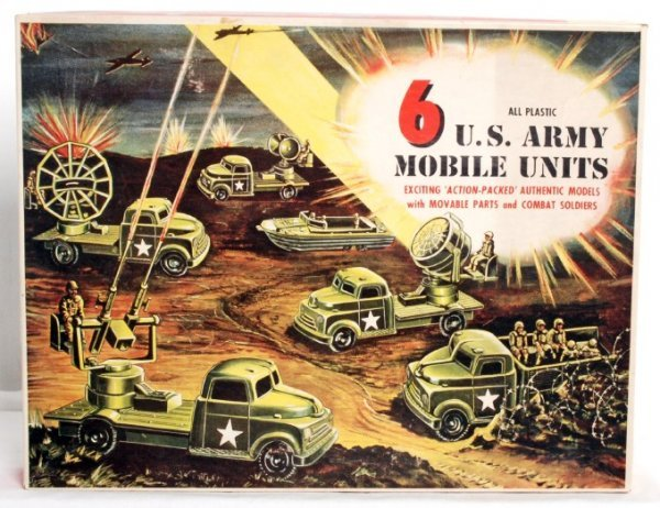 21: Pyro No. 243 6 U.S. Army Mobile Units in OB