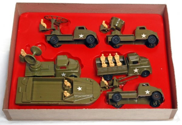 21: Pyro No. 243 6 U.S. Army Mobile Units in OB - 3