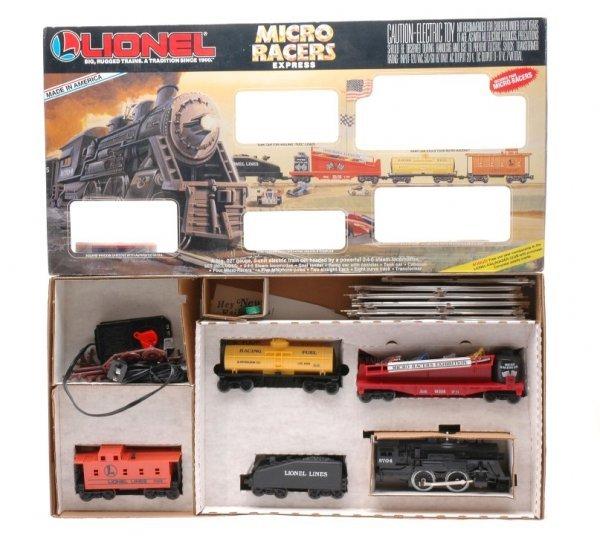2: Lionel Micro Racers Express Set no. 11771 MIB