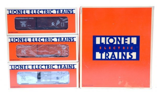 5: Lionel 19247 6464 Boxcar Series Edition One MIB