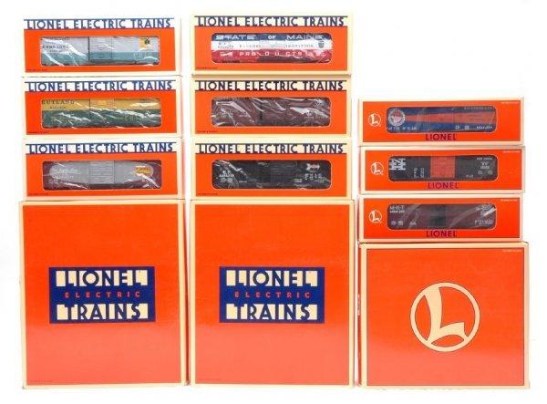 7: Lionel 19272 Series 4 19276 Series V 19292 VI MIB