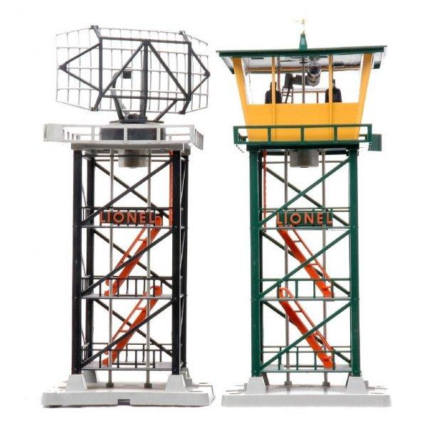 16: Lionel 192 Control Tower 197 Radar Antenna