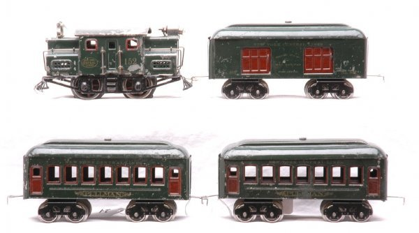 24: Lionel Green NYC Pass Set 162 152 602 601 601