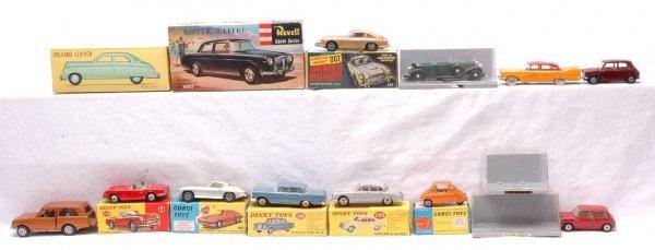 362: Dinky & Corgi Toys Vehicles Revell Car Kit