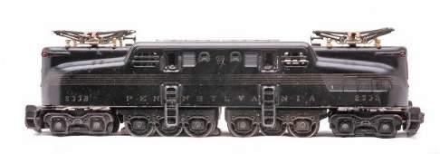 762: Desirable 2332 Black Pennsylvania GG-1 Diesel