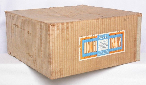 589: Lionel 2151W F3 set box only