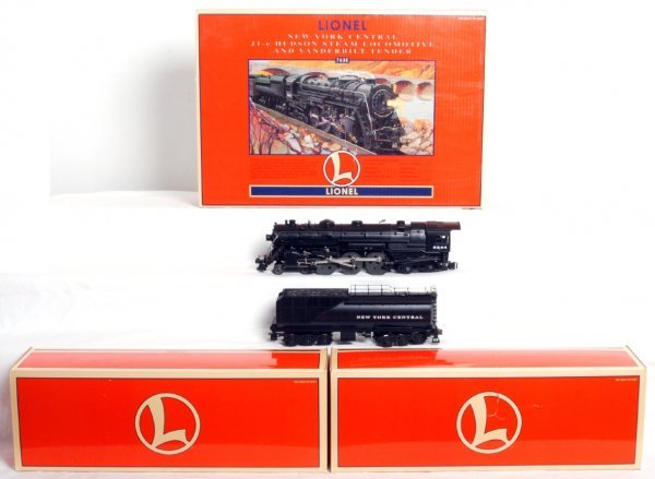 1: Lionel 18056 763E NYC J1-e Hudson in OB