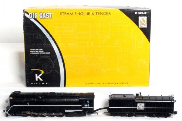 11: K-Line K3697-0486 Western Pacific GS-6 in OB