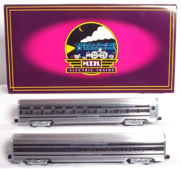 18: MTH MT-6509 NYC Empire State Express sleeper/diner