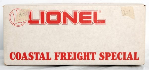 17: Factory sealed Lionel No. 11719 Coastal freight