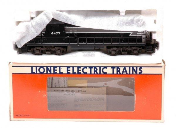 10: Lionel 8477 New York Central GP-9 Diesel LN OB