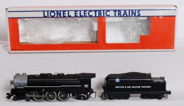 6: Lionel TCA 1990 4-6-2 Locomotive