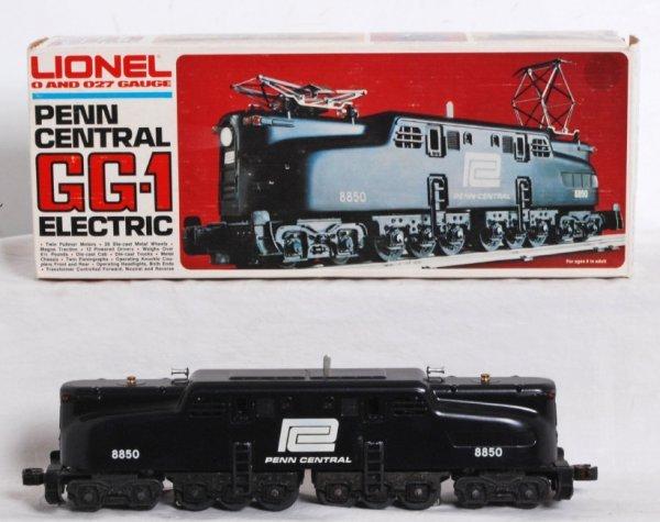 12: Lionel 8850 Penn Central GG1
