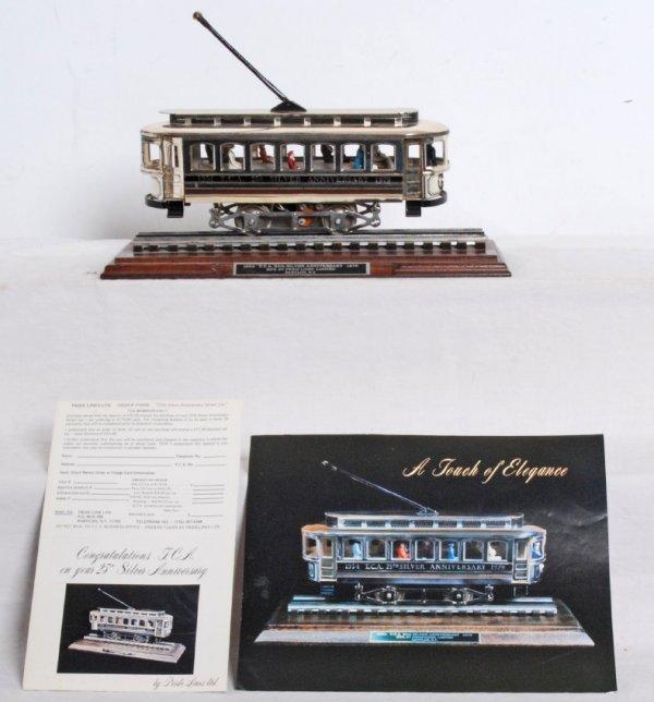 16: 1979 Pride Lines TCA trolley