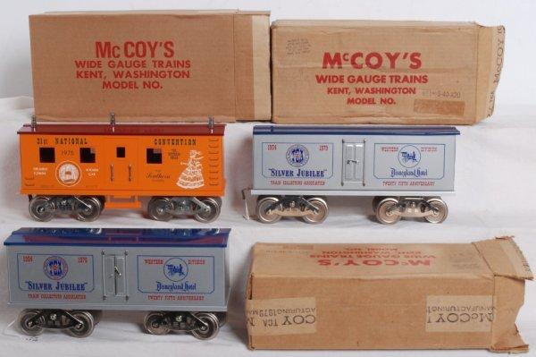 24: McCoy TCA 1979 and 1975 cars in OBs
