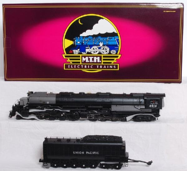 314: MTH 4-8-8-4 Big Boy with Protosounds 2.0