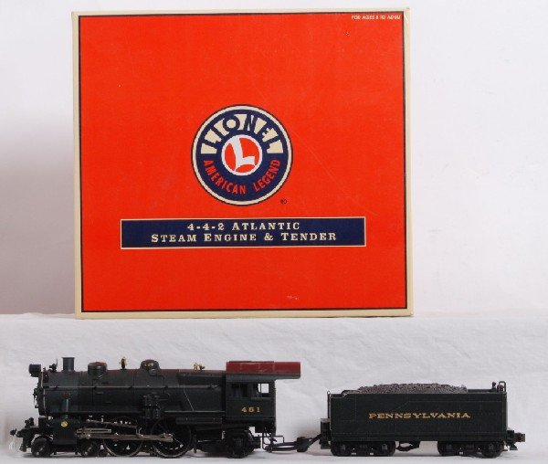 2: Lionel Pennsylvania Atlantic 28005