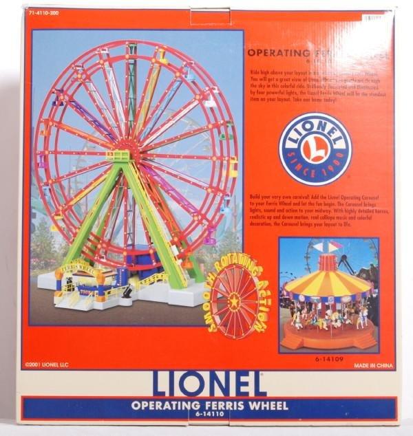 13: Lionel 14110 Operating Ferris Wheel