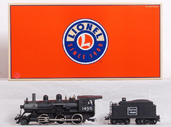 14: Lionel Boston and Maine mogul TMCC 38019