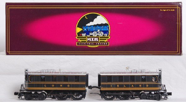 24: MTH Long Island DD1 Electric loco