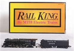 47: Railking Santa Fe Northern with Protosound