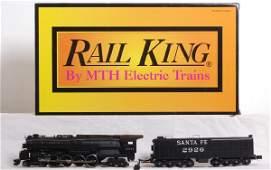 163: Railking Santa Fe Northern with Protosound
