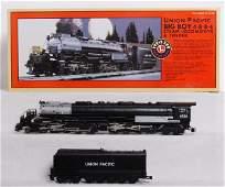 311: Lionel Union Pacific Big Boy with TMCC