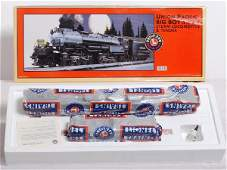 356: Lionel 28029 UP Big Boy factory wrapped