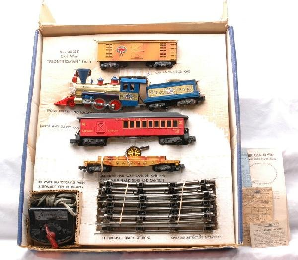 252: AF Frontiersman Train Set no. 20655 MINT OB