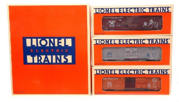 3: Lionel 19247 Edition One 6464 Boxcar MINT Boxed
