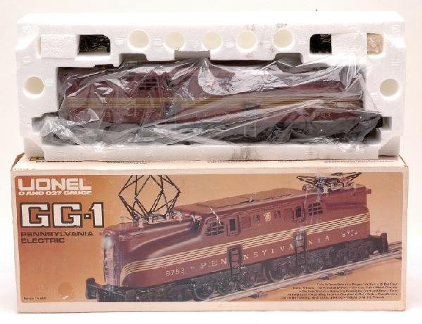 24: Lionel 8753 Pennsylvania GG1 Electric MINT Boxed