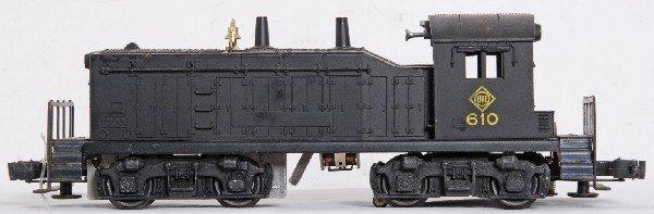 7: Lionel No. 610 Erie NW-2 diesel switcher