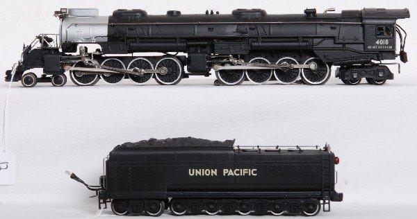 12: R.&G. Mack 1988 4018 U.P. Big Boy Lionel parts