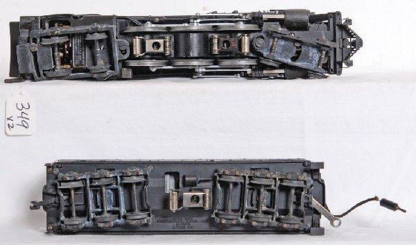 349: Lionel prewar O gauge 700E 5344 NYC Hudson - 3