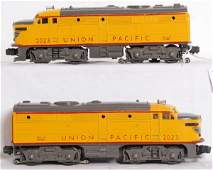 350 Tough Lionel 2023 gray nose Alco AA units