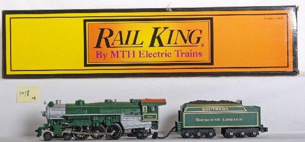 1018: Railking Southern Crescent pacific w/ Proto