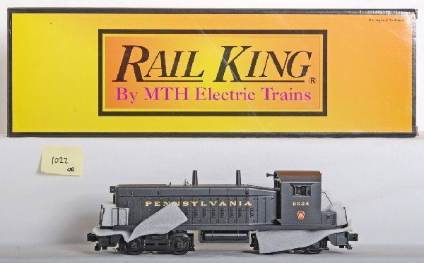 1022: Railking Pennsy SW-9 with Proto