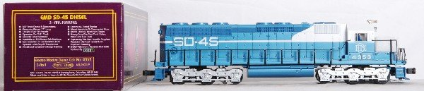 1103: MTH EMD SD-45 demonstrator with Proto - 2