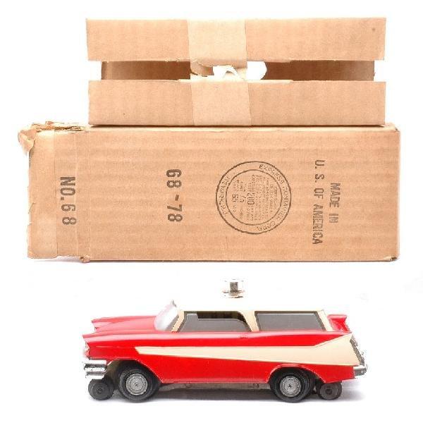 7: Lionel 68 Executive Inspection Car LN Boxed