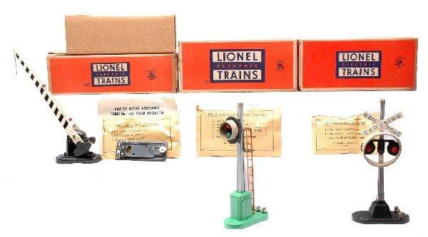 20: Lionel 153 154 MINT 252 Gate Boxed