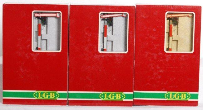 805: 3 LGB 5092 Euro lighted signals
