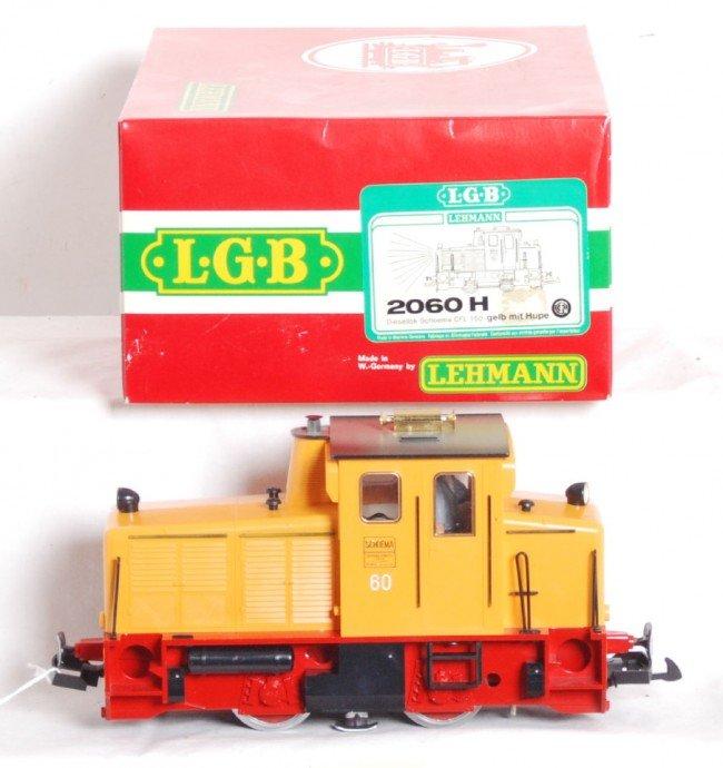 824: LGB 2060 H diesel Schoema switcher