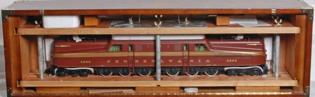 951: USA Trains Pennsylvania Die Cast GG1