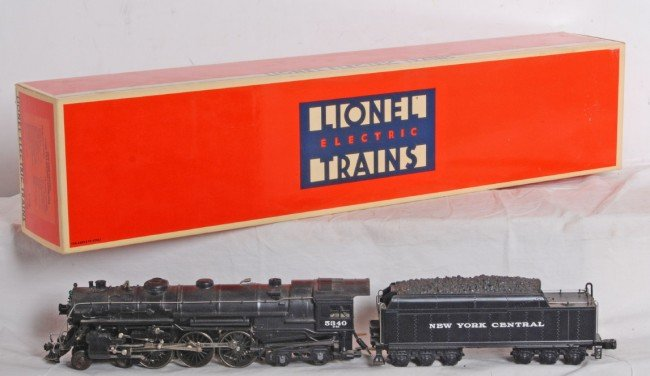 112: Lionel 18005 New York Central 700E