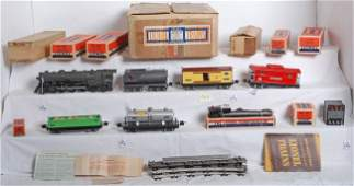 1063 Lionel boxed No 767W freight outfit w763E GM