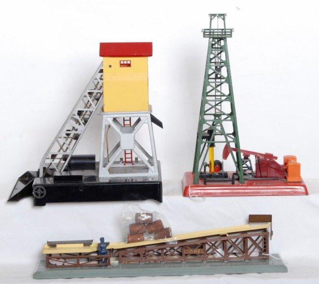 7: Lionel No. 97, 362 and 455 accessories