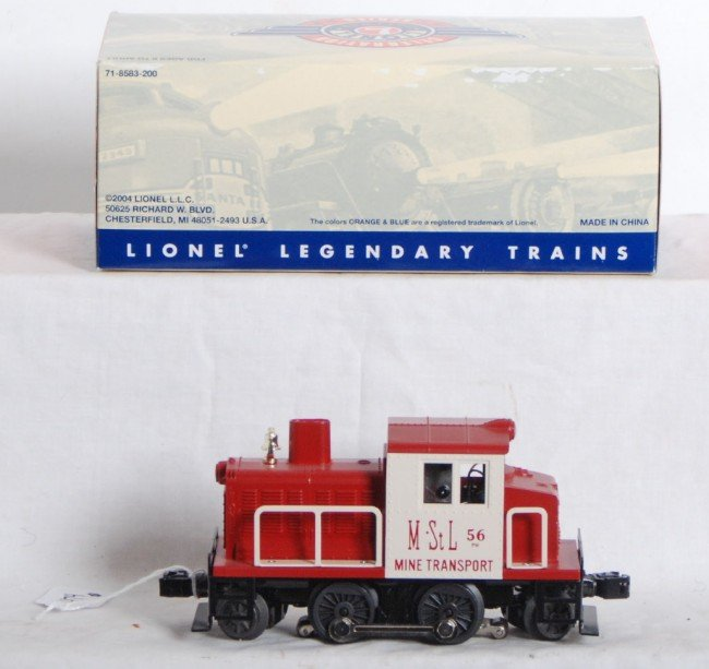 474: Lionel PWC Minneapolis and St. Louis switcher