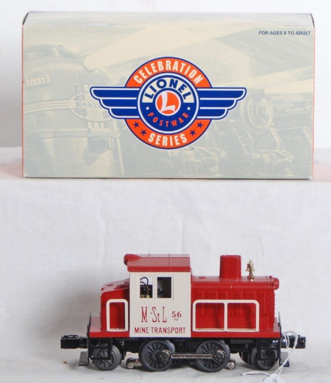 474: Lionel PWC Minneapolis and St. Louis switcher - 2